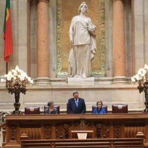 Eduardo Ferro Rodrigues, Presidente da Assembleia da República (2018)