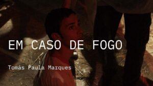 Em Caso de Fogo, de Tomás Paula Marques – Selecção Ensaios (2019)