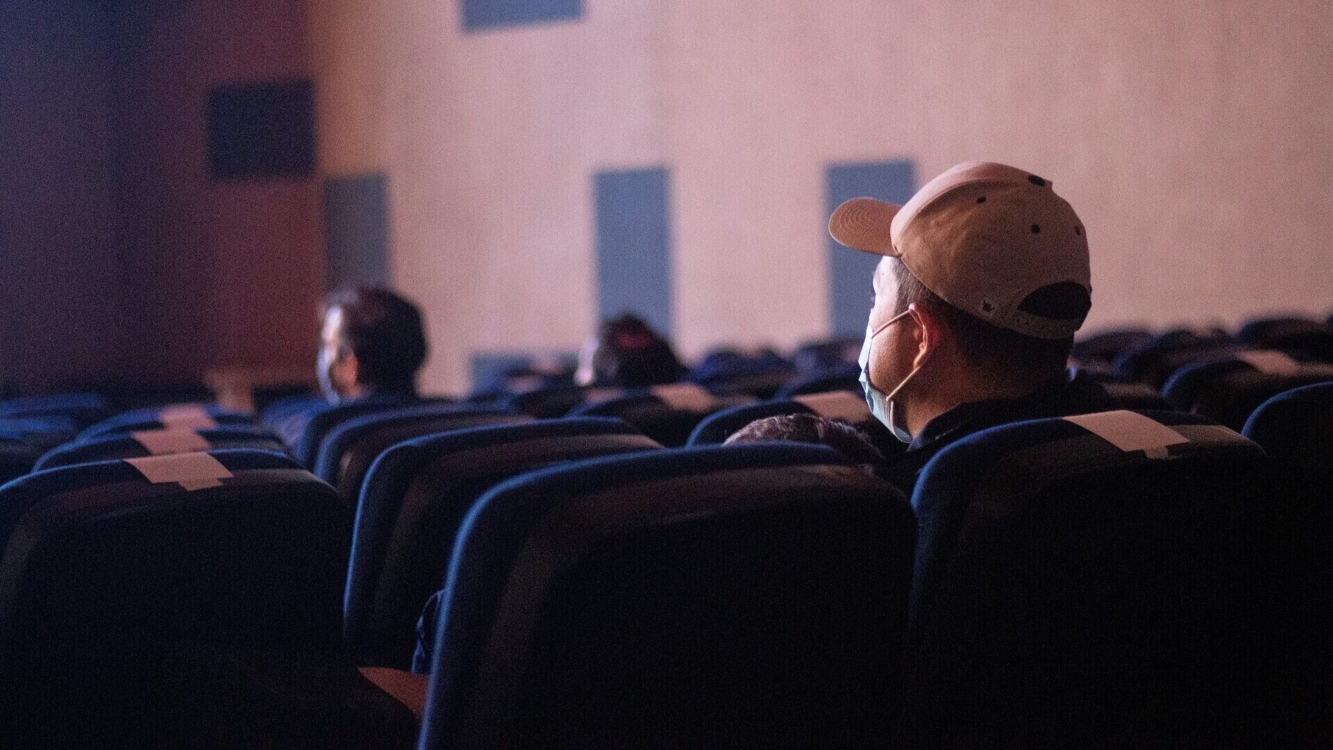 Cinemas e Bilhetes
